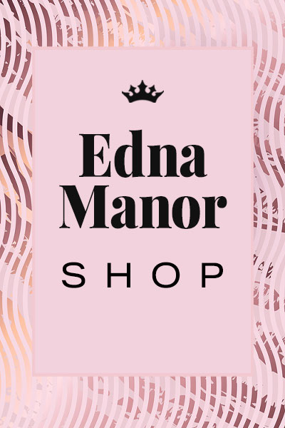 Ready to shop at Edna Manor? We'll open soon!