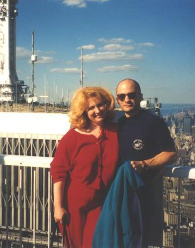 Our Story begins, Nancy Ostling and Edward Starkman